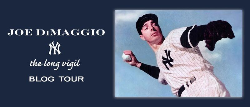 Joe DiMaggio Blog Tour