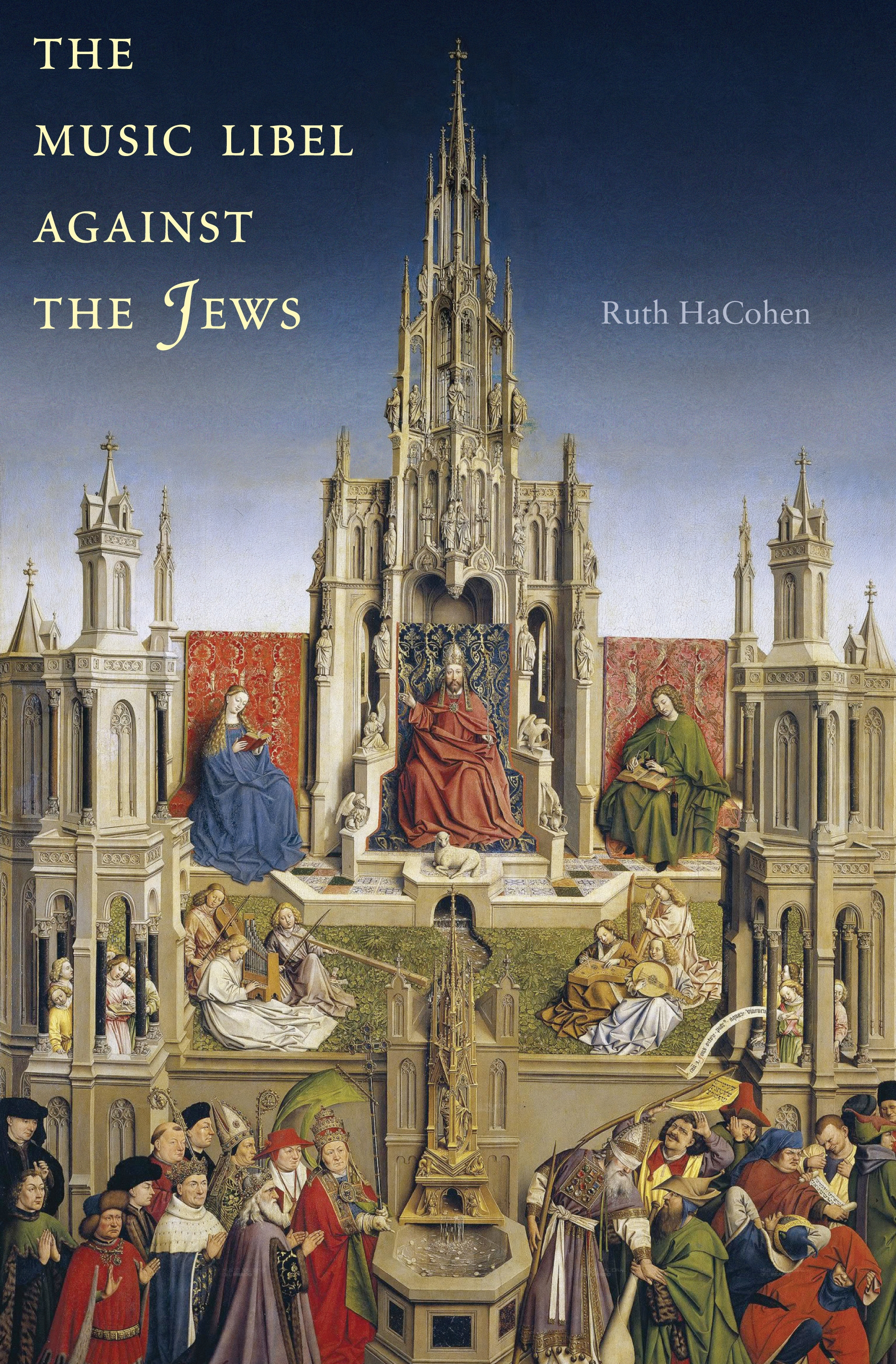 The Music Libel Against the Jews
